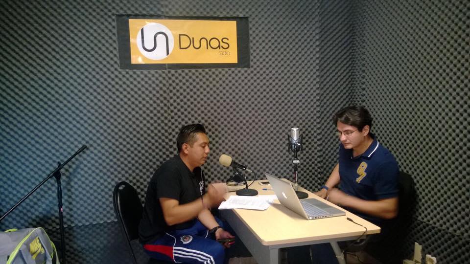 Lalo Varela y Rafael Fraire