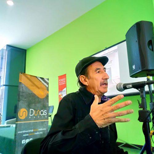 Gerardo Volar cuenta cuentos